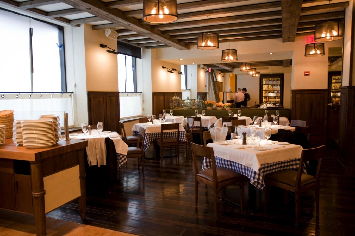 Lombardy Hotel Nyc Restaurant
