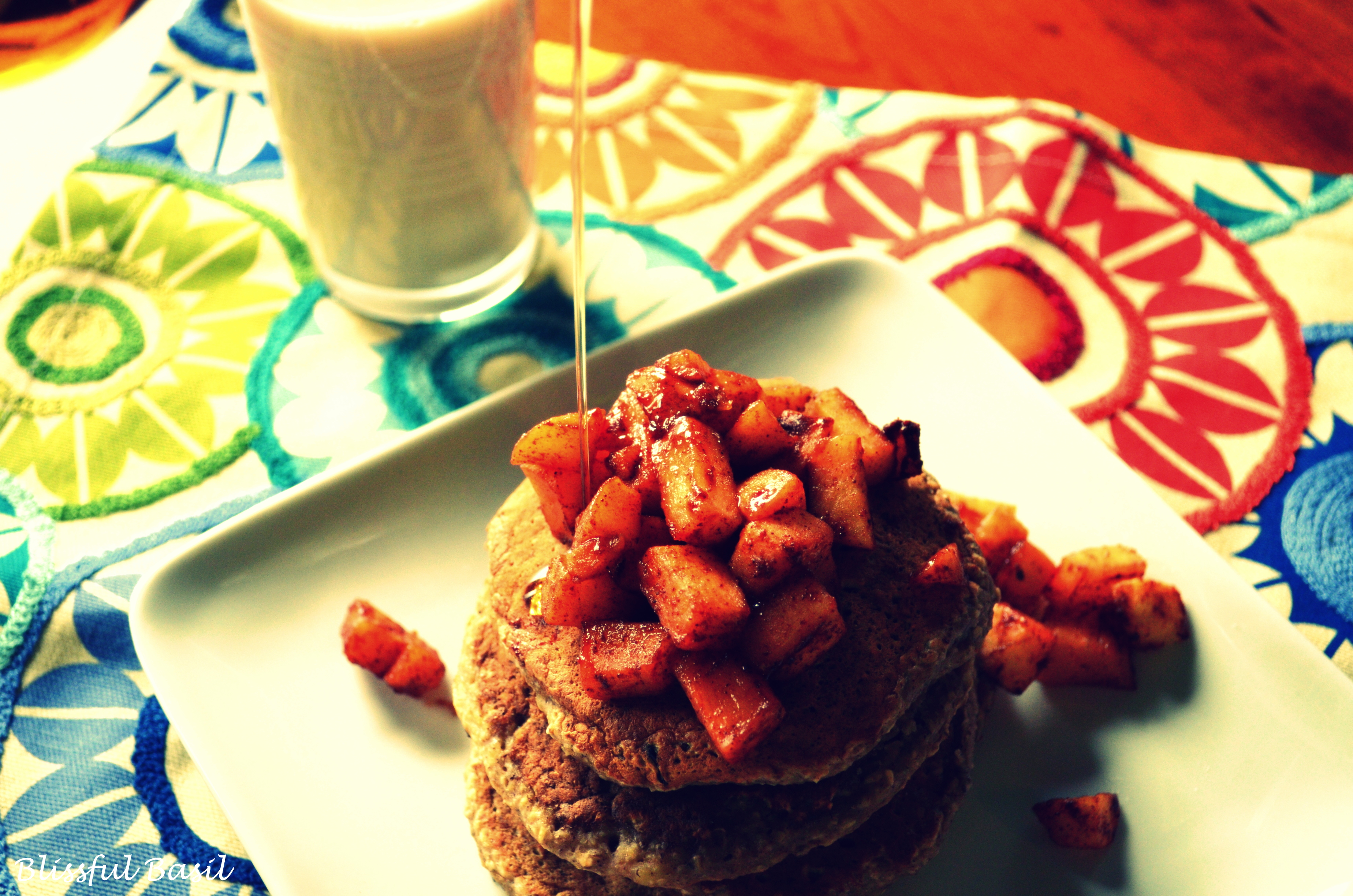 ABC Oat Pancakes
