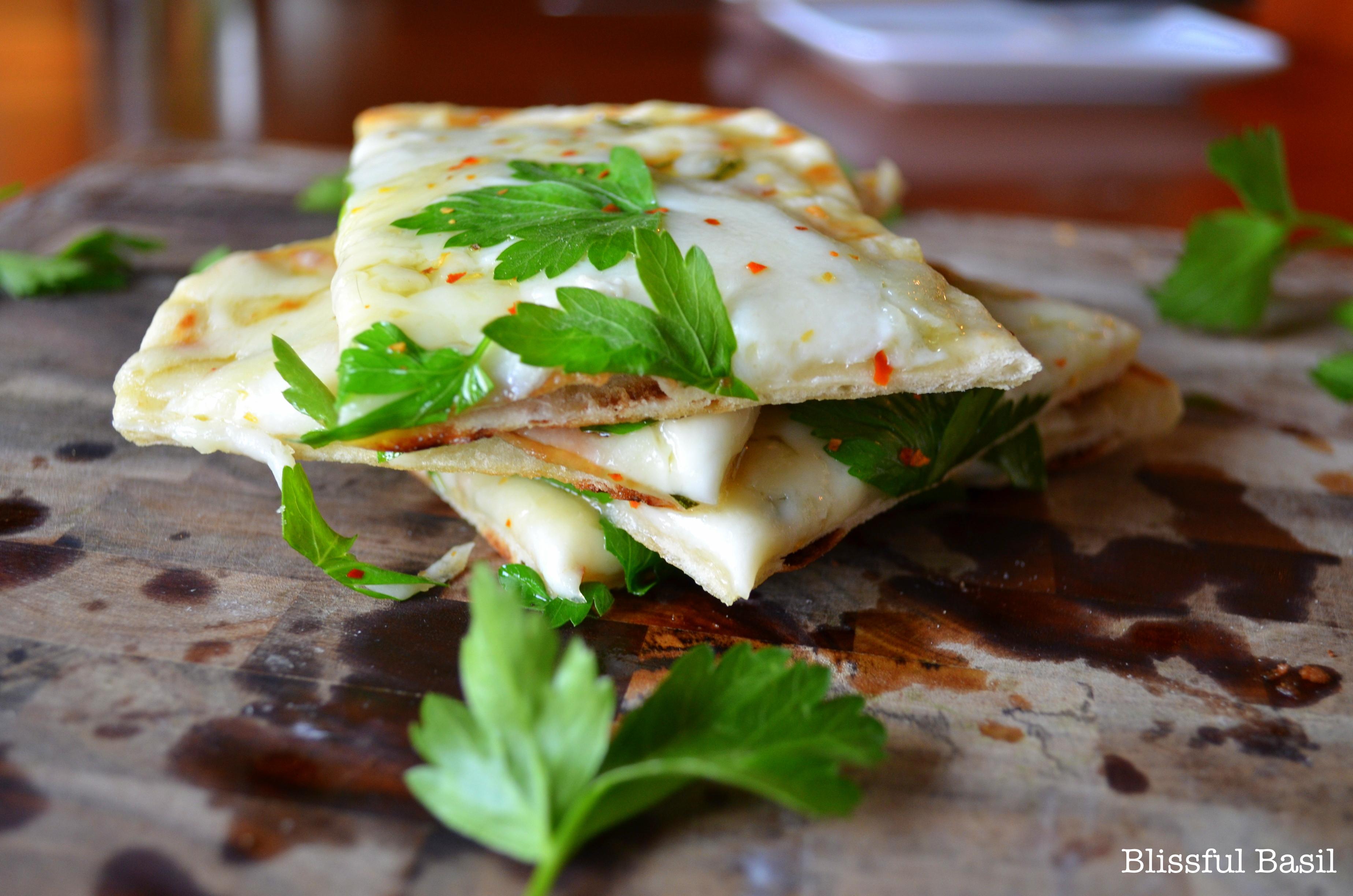 Herbed Fontina PIzza